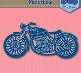 """Shape Dies Blue """"motorbike"""""""