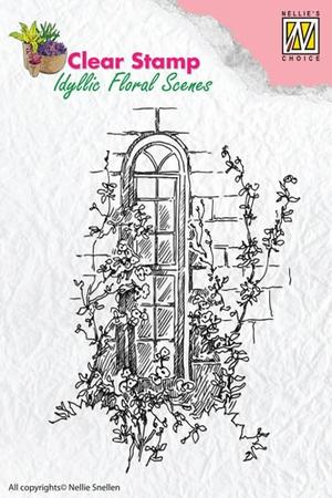 "Idyllic Floral Scenes ""Window"""