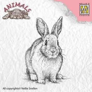 "Clear Stamps Animals ""rabbit"""