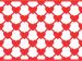 B297 Mesh Hearts (Horizonal) Borders