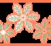 B324 Poinsettia Strip