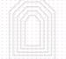 C.C. Designs Cutter Layering Tags Die