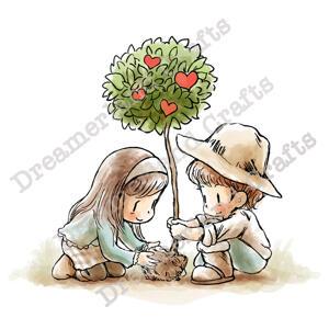 Growing In Love