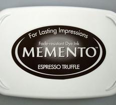 "Memento Ink Pads ""Truffle"""