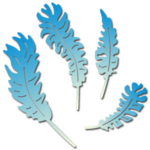 Feathers (Set of 4)