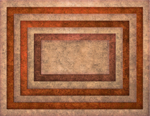 A2 Frames Rectangular Classic (Set of 7)